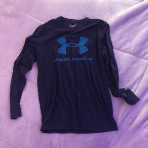 Men's small under armour long sleeve